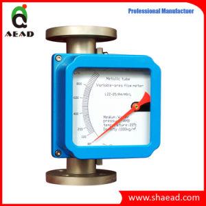 Metal Tube Variable Area Flow Meter Rotameter pictures & photos