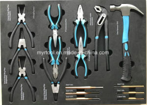 249PCS Professional 7drawers Trolley Tool Set in EVA Packing (FY249A-E) pictures & photos