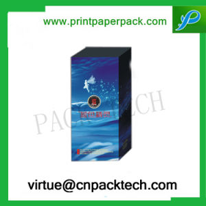 Custom Printing Rectangles Liquor Paper Box for packaging pictures & photos
