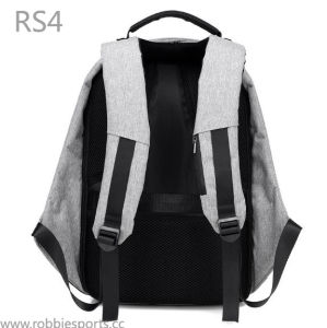 USB Travel Rechargeable Schoolbag PC Waterproof Computer Backpack Wholesale pictures & photos