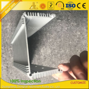 Customzied Aluminium Extrusion Housing for E Vehicles Chargers pictures & photos