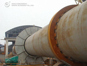 Lime Production Line Rotary Kiln with ISO Certification pictures & photos