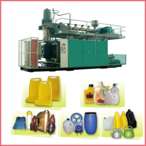 Automatic Plastic Blowing Moulding Making Machine pictures & photos