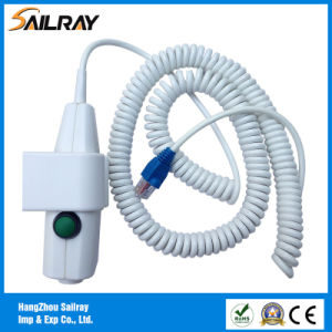 6cores 5m Two Step X-ray Hand Switch with Collimator Light Button pictures & photos