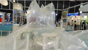 Bulk Bag Baffle Liner for Agricultural Products Storage pictures & photos