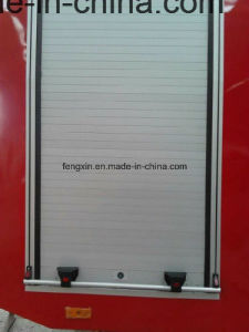 Fire Truck Aluminum Rolling Shutter Door pictures & photos