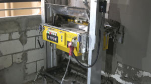 Chinese Construction Machinery/ Digital Wall Plastering Machine pictures & photos