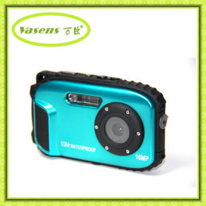 216 1080P Waterproof 10m Digital Camera Camcorder pictures & photos