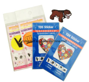 Microfiber Silicone Mobile Screen Cleaner Sticker pictures & photos