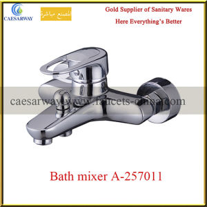 Bathroom Wall Mounted Brass Bathtub Faucet pictures & photos