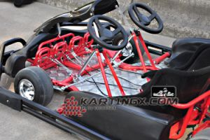 200cc Racing Go Kart Drift Go Kart 6.5HP with Wet Clutch pictures & photos