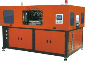 Hand Feed Automatic Blow Moulding Machine 2000ml with Two Cavities pictures & photos
