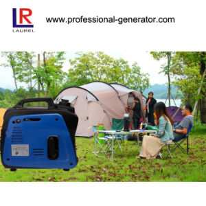 1kw 4-Stroke CE and EPA Approved Gasoline Portable Inverter Generator pictures & photos