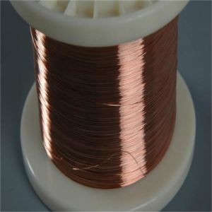 0.10mm-6.00mm Electric Cable CCA Copper Clad Aluminum Wire pictures & photos