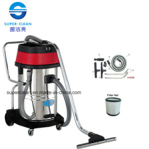 Kimbo 60L Industrial Stainless Steel Wet and Dry Vacuum Cleaner pictures & photos
