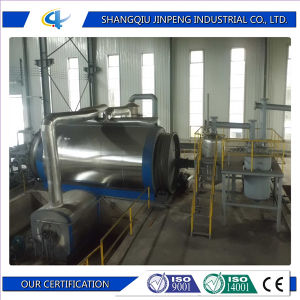 High Technology Pyrolysis Plant pictures & photos