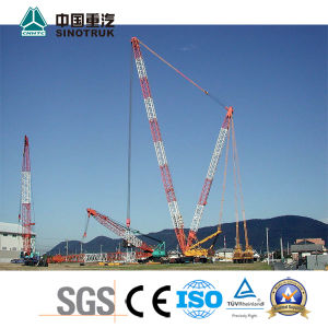 Low Price Crawler Crane of Quy80e pictures & photos