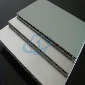 Onebond Aluminum Corrugated Sandwich Panel pictures & photos