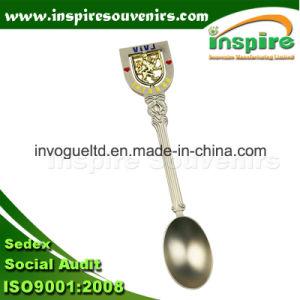 Customized Zinc Alloy Metal Spoon for Souvenir pictures & photos