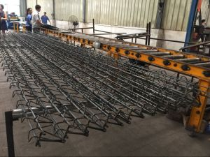 Composite Steel Bar Lattice or Truss Girder Floor Decking pictures & photos