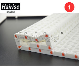Finger Conveyor Plastic Modular Belt for Food Processing Equipment (Har2520FG) pictures & photos