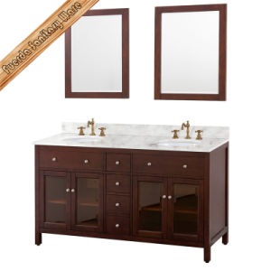 Fed-1008 High Qaulity Modern Bathroom Vanity pictures & photos