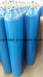 40L High Pressure Oxygen Seamless Steel Cylinder pictures & photos