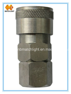 Stainless Steel Gas Quick Connector for Connecting Air Hose pictures & photos