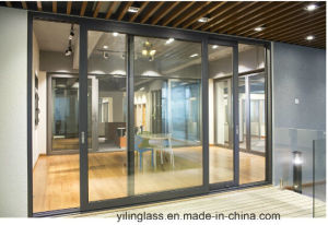 Office New Design Aluminium Sliding Door pictures & photos