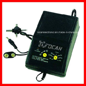 AC 110-220V to DC 1.5-12V (100-2000mA) Adjustable Voltage Power Supply pictures & photos