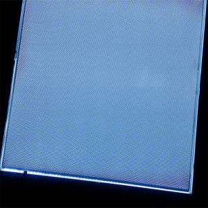 High Efficiency Laser Light Guide Panel for LED Panel Light