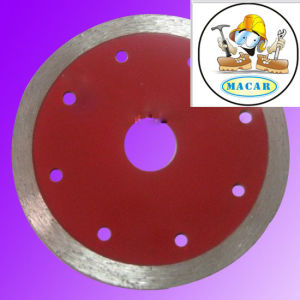4.5′′ Continuous Rim Diamond Saw Blades for Marble