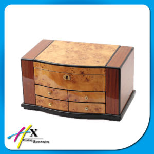 High Gloss Jewelry Wooden Box pictures & photos