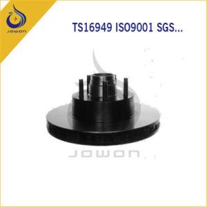 CNC Machining Brake Disc Auto Parts pictures & photos