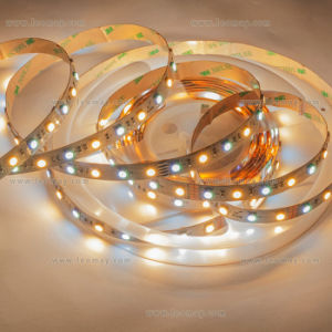 Indoor Decaration CCT SMD5050 LED Strip pictures & photos