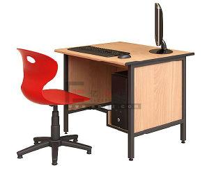 Wooden Laboratory Computer Table Desks for Sale pictures & photos