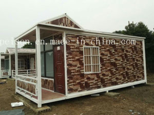 Folding Mobile Prefabricated/Prefab House for Tourist Attraction pictures & photos
