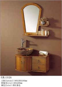 European Classical Style Bathroom Cabinet (13124) pictures & photos