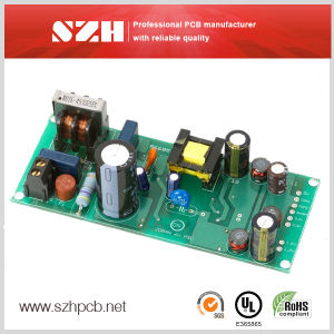Identification System 4 Layers Immersion Gold 1.6mm PCB PCBA pictures & photos