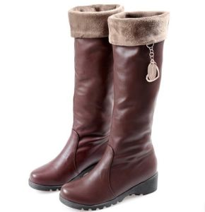 New Winter Warm Snow Ladies Boots with Tassle pictures & photos