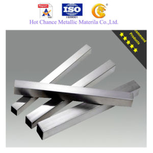 ASTM Stainless Steel Welded Square Pipes and Tube pictures & photos