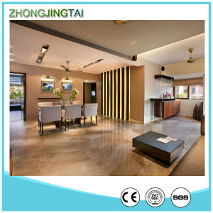 Artificial Hotel Lobby White Marble Copy Floor Tile pictures & photos