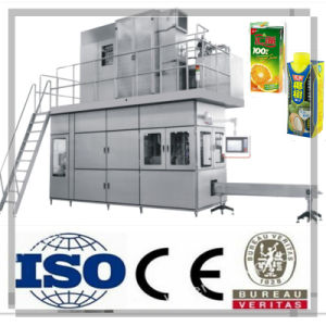 500ml Uht Milk Juice Beverage Filling and Packaging Machine pictures & photos