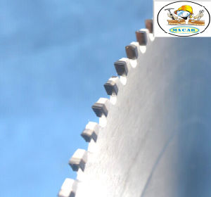 PCD Saw Blades for Laminate Wood Flooing pictures & photos