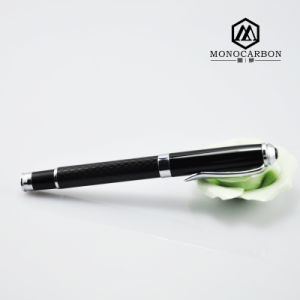 New Cool High Quality Carbon Fiber Advertising Pen pictures & photos