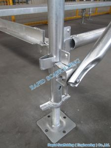High Quality System of Kwikstage Scaffolding pictures & photos