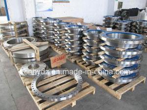 Titanium Alloy Steel Forging Flange pictures & photos