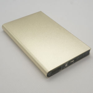3000mAh Metal Casing USB Slim Mobile Power Bank Charger (PB-J21) pictures & photos