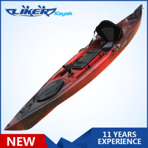 PE Angler Kayak 1 Person pictures & photos