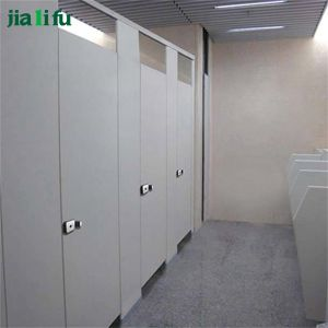 Jialifu Stylish Sanitary HPL Toilet Partitions pictures & photos